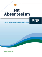 106 Student Absenteeism