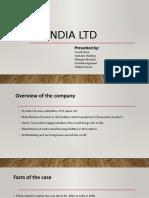 4s India Ltd