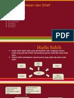 Hadis-Sahih-Hasan-Dhaif.pptx