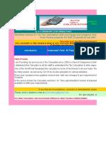 Form 16 t for Fy 2014 15 Taxguru