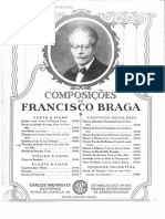F.braga (1868-1945) Moraes Filho (1844-1919) - O Trovador Do Sertão