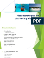 Plan Estrategico de Marketing Isla Saona