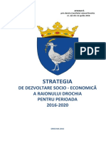 Strategia Pe Raion Drochia