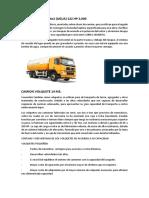 Camion Cisterna 4x2