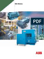 Abb High Voltage Nema Motors Catalogue en 022009