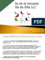 """Práctica Intranet - """"La silla de Silla"""""""