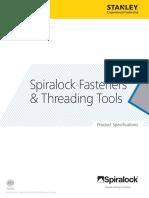 Spiralock Products Catalog