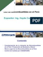 Presentacion Ariae Uso de Biocomb
