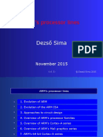 ARM Processors Lecture 2015-11-05
