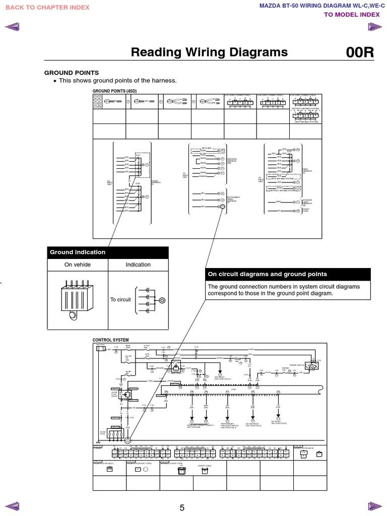 b7e4 mazda bt 50 wiring diagram | wiring library  wiring library