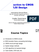 VLSI Introduction