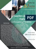 345256284 Gestion Del Talento Humano Enfoques y Modelos