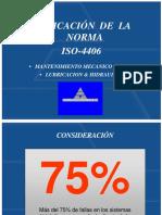 ASME 2014 - Control de la Contaminación Mediante la Norma ISO 4406 - J. Condarco
