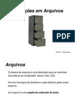 Slide Arquivos