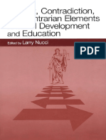 [b] Nucci L.(Ed) Conflict, Contradiction, And Contrarian Elements in Moral Development and Education (LEA,2005)(T)(238s)
