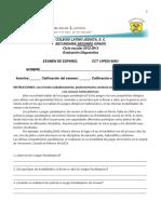 Diagnóstico 2o 2012-2013