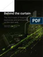 Behind the Curtain the Illicit Trade of Firearms, Explosives and Ammunition on the Dark Web RAND