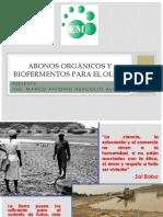 Abonos Orgánicos y Biofermentos Para el Olivo