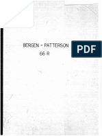 Bergen-Patterson 66R_Bolt Weights