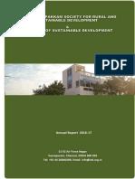 KSRSD-ISD Annual Report 2016-17