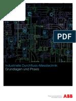 Industrielle Durchfluss-Messtechnik Grundlagen Und Praxis