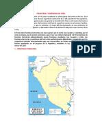 Fronteras y Soberania Del Peru