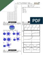 1ª P.D - 2013 - (Mat. 3ª Série EM) - Blog Do Prof. Warles