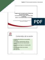 PPT Comunicación Efectiva e Intercultural