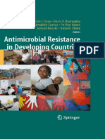 Antimicrobial rsistance