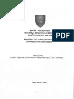 Uputstvo o Poticanju Poljoprivredne Proizvodnje u 2017 Godini