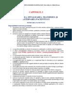 CAP. I-Managementul Îngrijirii Pacientului