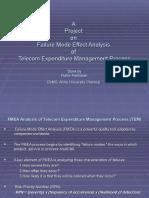 FMEA Project