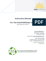 Solar Pathfinder Manual
