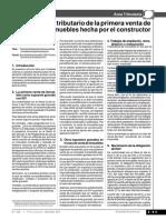 Informe Venta Inmuebles Actualidad Empresarial