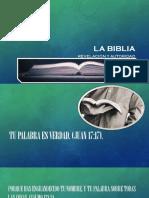 La Biblia Revelación y Autoridad.pptx