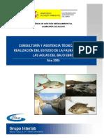 Informe Ictiofauna FLIX