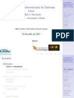 Aula02 - Intro. Adm. de Sistemas Linux Módulo 2