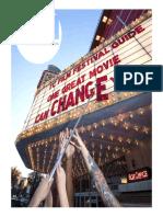 Traverse City Film Festival Guide