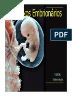 Aula 10- Anexos Embrionrios Para Biomedicina