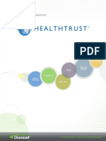 Omnicell-HealthTrust Overview Brochure