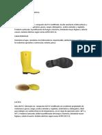 Calzado de Seguridad Dieléctrico