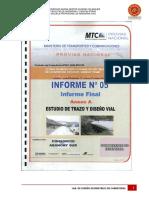 TRABAJO ENCARGADO N° 2 INFORME TECNICO DE DISEÑO GEOMETRICO DE CARRETERAS.pdf