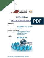 FINANZAS INTERNACIONALES(1)