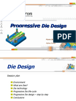 Progressive Die Design