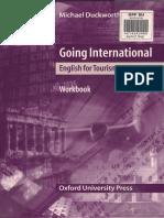 Going International, English for Tourism, Workbook