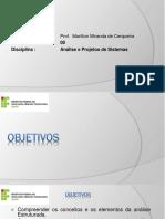 Slide 00 - Apresentação Dos Conteúdos e Calendário