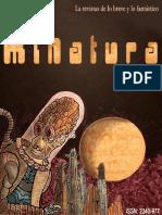Revista digital miNatra número 156. Dossier IX. Especial Poesía