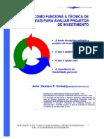 Artigo Fea Aplicação de Opções Reais Analise de Investimentos
