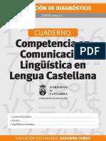 Competencia en Comunicacion y Lengua Castellana