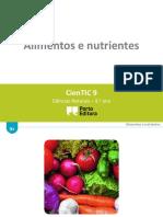 d1 Alimentos e Nutrientes